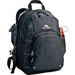 High Sierra Impact Daypack Backpack - Black
