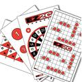 """Paper Targets for Shooting Practice by EZ2C 