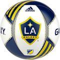 MLS Los Angeles Galaxy Men's Goal Soccer Ball, Size 3, White