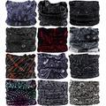 VANCROWN Headwear Head Wrap 220 Patterns Sport Headband Sweatband 12in1