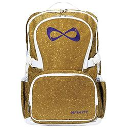 """Nfinity Sparkle Backpack Girls Glitter Bookbag 