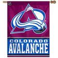 Wincraft Colorado Avalanche 27x37 Vertical Flag - Colorado Avalanche One Size