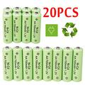 20 PC NiCd Batteries 700 mAh AA Battery 1.2V Rechargeable Batteries for Flashlight