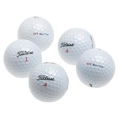 Titleist DT SoLo Recycled Golf Balls (36 Pack)