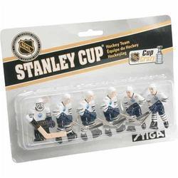 NHL Edmonton Oilers Table Top Hockey Game Players Team Pack