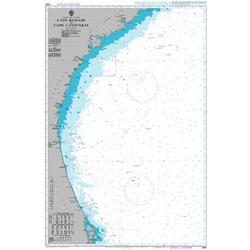 UKHO BA Chart 2865: Cape Romain to Cape Canaveral