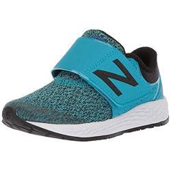 New Balance Kid's Fresh Foam Zante V4 Running Shoe, Maldives Blue, 5 M US Toddler