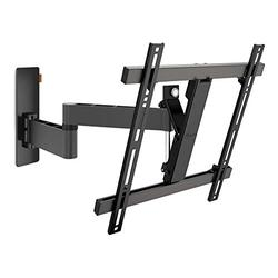 Vogel's Wall 3245 Full-Motion TV Wall Mount for 32-55 inch TVs | Max. 44 lbs (20 kg) | Swivels up to 180º | Tiltable | TV Wall Mount | Max. VESA 400x400 | Universal Compatibility