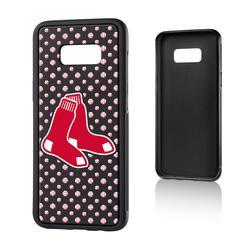 """Boston Red Sox Galaxy S8 Plus Baseball Bump Case"""