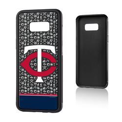 """Minnesota Twins Galaxy S8 Plus Logo Bump Case"""
