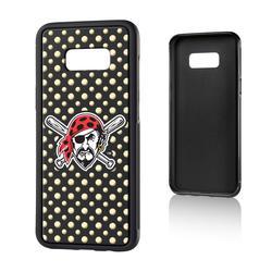 """Pittsburgh Pirates Galaxy S8 Plus Baseball Bump Case"""