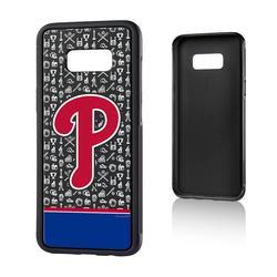 """Philadelphia Phillies Galaxy S8 Plus Stripe Bump Case"""