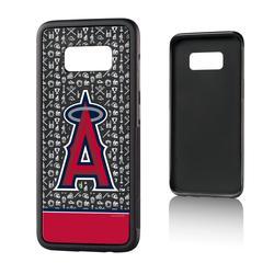 """Los Angeles Angels Galaxy S8 Stripe Logo Bump Case"""