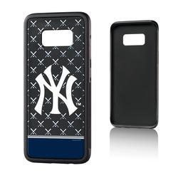 """New York Yankees Galaxy S8 Stripe Bump Case"""