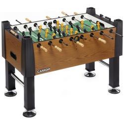 "Carrom kids Signature 55"" Foosball Table, Manufactured wood in Green, Size 55"" L x 36"" W x 50"" H | Wayfair 525.03"