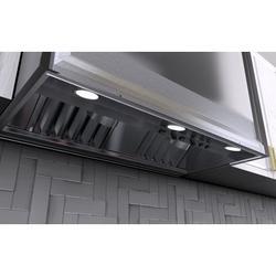 "ProLine Range Hoods 40"" Ducted Insert Range Hood in Gray, Size 17.0 H x 40.0 W x 21.0 D in   Wayfair ProV40L.430"