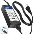 T-Power Compatible with ECS NM70-TI (V1.0A) Intel Celeron 847,807 Intel NM70 Thin Mini-ITX Motherboard Replacement Ac Dc Adapter Switching Power Supply Cord Charger