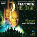 Star Trek: First Contact Limited Edition Complete Motion Picture Score Limited Edition, Soundtrack Edition by Jerry Goldsmith (2012) Audio CD