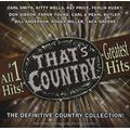 That's Country: Greatest Hits by Greatest Hits