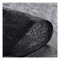 Coolaroo 302214 Screening Shade Fabric in 70% UV Block, (6' x 15'), Black
