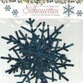 Laundry Basket Quilts Edyta Sitar Silhouette Snowflakes Blue Lasercut Applique Shapes Set 6