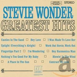 Stevie Wonder - Greatest Hits