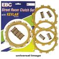 2007-2008 YAMAHA YZF-R1 (6 piston caliper) EBC SRC (STREETRACER CLUTCHES)KIT, Manufacturer: EBC, Manufacturer Part Number: SRK93-AD, Condition: New, Stock Photo - Actual parts may vary.
