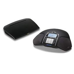Konftel 300Wx Wireless Conference Phone Only (840101078) + SIP IP DECT 10 Base Station (840102132) (No Analog Base Included)