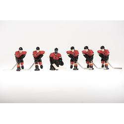 NHL Calgary Flames Table Top Hockey Game Players Team Pack
