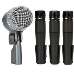 Shure DMK57-52 Drum Microphone Kit