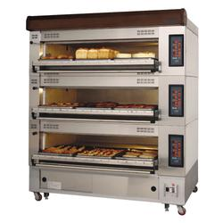 Turbo Air RBDO-23U Triple Deck Pizza Oven, 220v/3ph