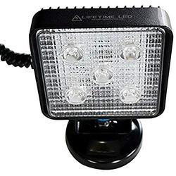 Lifetime LED LLLADAP15-CORDED Corded Utility Light Cigarette Lighter Adapter, 1 Pack