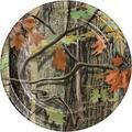 Creative Converting Hunting Camo Paper PlatePaper in Brown/Green   Wayfair DTC425676DPLT