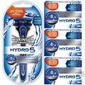 Wilkinson Sword Hydro 5 lames de rasoir Poignée et 14 Hydro 5 Lot