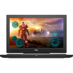 Dell Inspiron 4K Gaming Laptop: Core i7-7700HQ, 16GB RAM, 512GB SSD+1TB HDD, W10H 512GB SSD + 1TB HDD, GTX 1060 6GB, 15.6-inch UHD Display