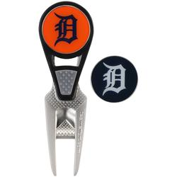 """""""Detroit Tigers CVX Repair Tool & Ball Markers Set"""""""