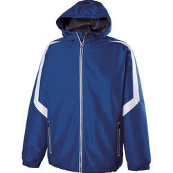 Holloway Mens Omni Sof Charger Jacket (Small, Royal/White)