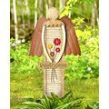 The Lakeside Collection Garden Shutter Angel
