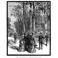 Ulysses S Grant (1822-1885) N18Th President Of The United States General GrantS Body Under Guard Of Wheeler Post GAR Wood Engraving After A Drawing By A Berghaus 1885 Poster Print by (18 x 24)