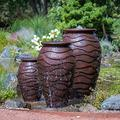 Aquascape Scalloped Urn Water Fountain for Outdoor, Landscape and Garden, Large, 56-inch H | 78240