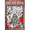 Ladies Home Journal 1900 Ncover Of The Christmas Issue Of The Ladies Home Journal December 1900 Poster Print by (18 x 24)