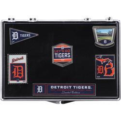 """WinCraft Detroit Tigers 5-piece Pin Set"""