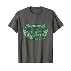 Utah Bonneville Salt Flats Race - Vintage Car Shirts For Men