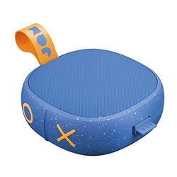 Hang Up, Shower Bluetooth Speaker 8 Hour Playtime, Waterproof, Dust-Proof, Drop-Proof IP67 Rating Built-in Speakerphone, Aux-In Port, Integrated USB JAM Audio Blue