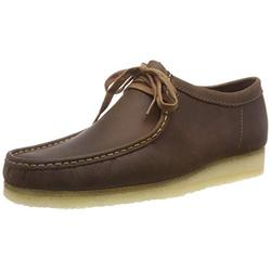 Clarks Originals Wallabee, Derbys Homme, Marron (Beeswax Leather), 41 EU