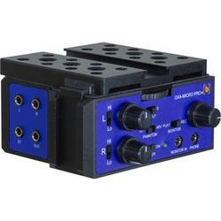 Beachtek DXA-MICRO-PRO PLUS Active Audio Adapter for DSLRs and Camcorders DXA-MICRO PRO+
