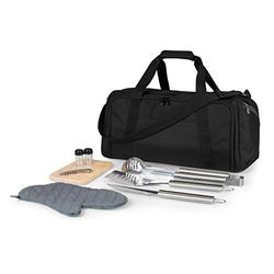 ONIVA - a Picnic Time Brand Barbeque Cooler Tote Kit with Picnic Accessories