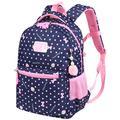VBG VBIGER School Backpack Girl Backpacks for School Backpack for Kids Cute School Backpack Elementary Dot Bookbag