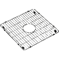 "Elkay CTXBG1414 Crosstown 14-3/8"" L x 14-3/8"" W Stainless Steel Basin Rack Stainless Steel"