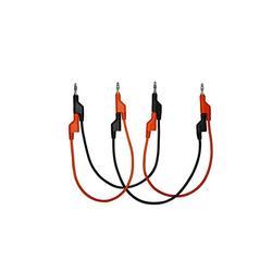 """AST Labs Test Lead [12""""] Banana Plug Male Stackable to Banana Plug (2-sets)"""
